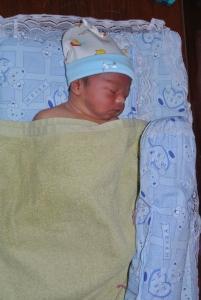 Sokchea's Baby.